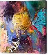 Butterfly Mind Canvas Print