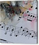 Butterfly Symphony Canvas Print