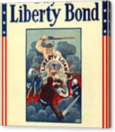 Buy Liberty Bonds Canvas Print