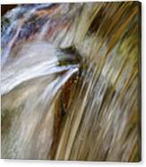 By The Mill. Water Canvas Print