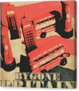Bygone Britain 1983 Canvas Print