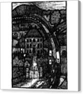 Bypass Canvas Print