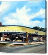 C Bradshaw Canvas Print