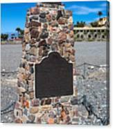 Ca-442 Death Valley 49ers Gateway Canvas Print