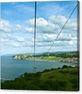 Cable Lift Canvas Print