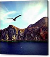 Cabo And The Cliffs Canvas Print