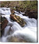Cabot Head Waterfall Canvas Print