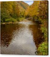 Cabot Trail Autumn 2015 Canvas Print