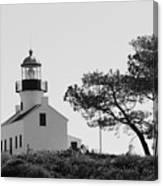 Cabrillo Lighthouse 3 Canvas Print