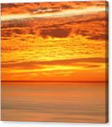 Cabrillo Sunset Canvas Print