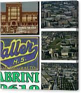 Cabrini 60610 Canvas Print