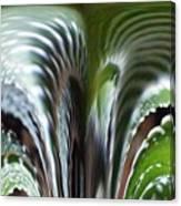 Cactus Predator Canvas Print
