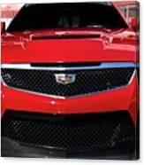 Cadillac Ats V-series Canvas Print