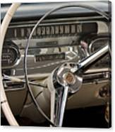 Cadillac Dash Canvas Print