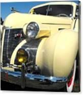 Cadillac Fleetwood Canvas Print