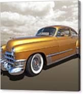 Cadillac Sedanette 1949 Canvas Print