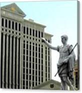 Caesars Palace Canvas Print