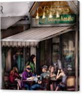 Cafe - Westfield Nj - Gabi's Sushi And Noodles Canvas Print