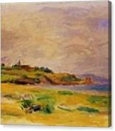Cagnes Landscape 1910 2 Canvas Print