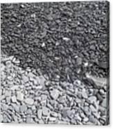 Caillou - Stone Canvas Print