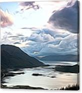 Cairngorms Canvas Print