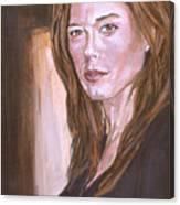 Caitlin Keats Canvas Print