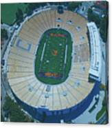 Cal Memorial Stadium Canvas Print