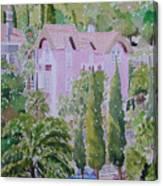 Caldas Da Monchique Canvas Print
