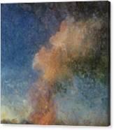 Caldron Canvas Print