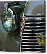 California Chevy Classic Canvas Print