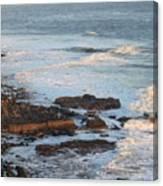California Coast 0550 Canvas Print