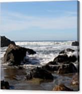 California Coast 11 Canvas Print