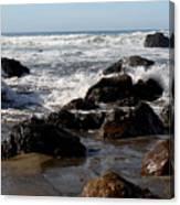 California Coast 12 Canvas Print