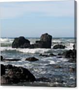 California Coast 13 Canvas Print