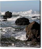 California Coast 18 Canvas Print