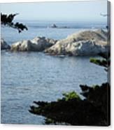 California Coast Vii Canvas Print