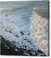 California Coastline 0548 Canvas Print