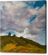 California Hills Canvas Print