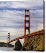 California, San Francisco Canvas Print