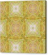 California Spring Oscillation Pattern Canvas Print