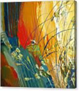 Call Of The Sun Canvas Print