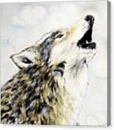 Call Of The Wild Canvas Print