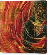 Call To Prayer - Bgctp Canvas Print