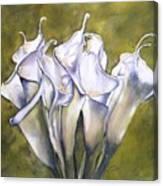 Callas 2 Canvas Print