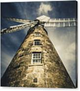 Callington Mill In Oatlands Tasmania Canvas Print