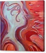 Calm In Chaos Canvas Print