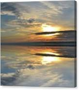 Calm Morning Two  Canvas Print