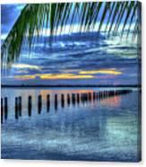 Caloosahatchee Evening Canvas Print