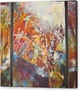 Calypso Joy Canvas Print