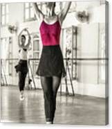 Camaguey Ballet 1 Canvas Print
